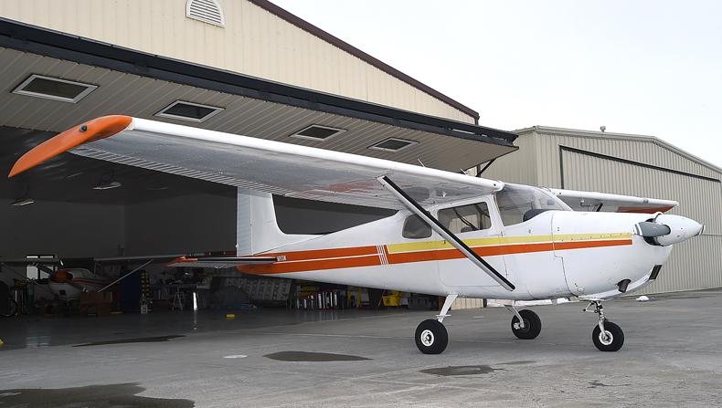 STOL 180 LYCOMING SKYLARK – Big Sky Flyers